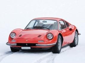 Обои Ferrari-Dino 246 GT 1969–74: Ferrari Dino, Ferrari