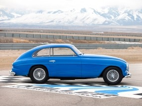 Ferrari 212 Inter Coupe by Touring