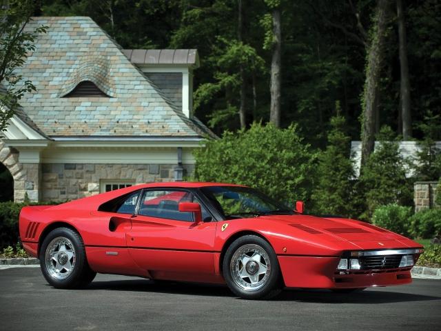 Ferrari 288 GTO 1984–85