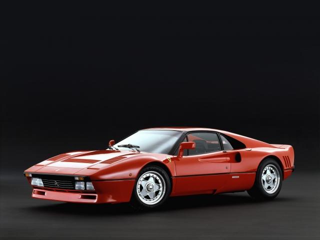 Ferrari 288 GTO-1984–85