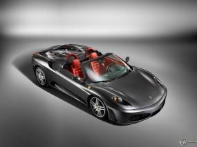 Обои Ferrari F430 кабриолет: Ferrari F430, Ferrari