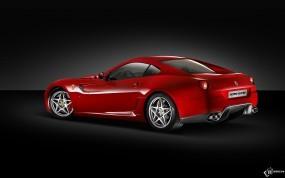 Обои Ferrari 599 GTB: Ferrari 599, Ferrari