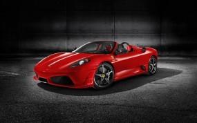 Обои Ferrari f430: Спорткар, Красный, Ferrari F430, Ferrari