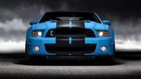 Обои 2013 Ford Mustang Shelby GT500: Ford Mustang Shelby, Ford