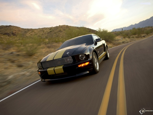 Ford Mustang GT-H