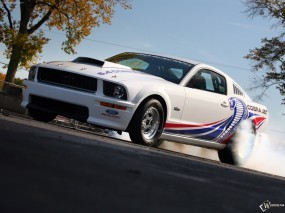 Обои Ford Mustang FR500CJ Cobra Jet: Ford Mustang Shelby, Ford