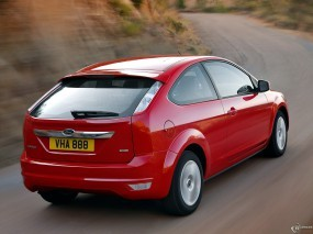 Обои Ford Focus Hatchback: Hatchback, Ford Focus, Ford