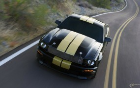 Обои Ford Mustang GT-H: Ford Mustang GT-H, Ford