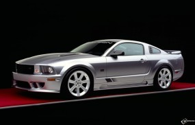 Обои Ford Mustang Saleen: Ford Mustang Saleen, Ford