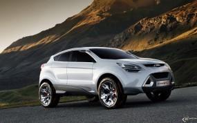 Обои Ford Iosis X: Ford Iosis X, Ford
