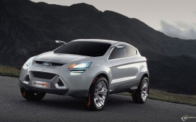 Обои Ford Iosis X: Concept, Ford Iosis X, Ford