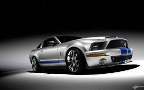 Ford Mustang Shelby GT500KA