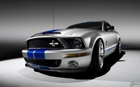 Обои Ford Mustang Shelby GT500KA: Ford Mustang Shelby, Ford