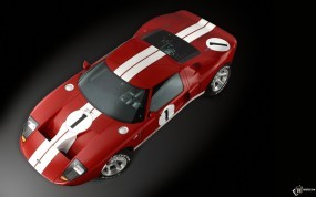 Обои Ford GT: Ford GT40, Ford