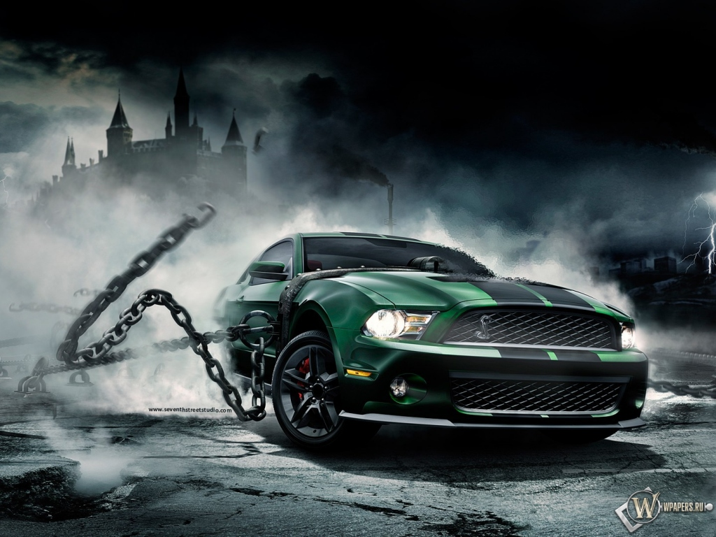 Mustang Monster 1024x768