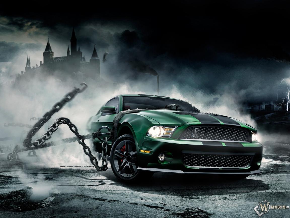Mustang Monster 1152x864