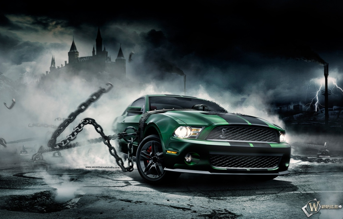 Mustang Monster 1200x768