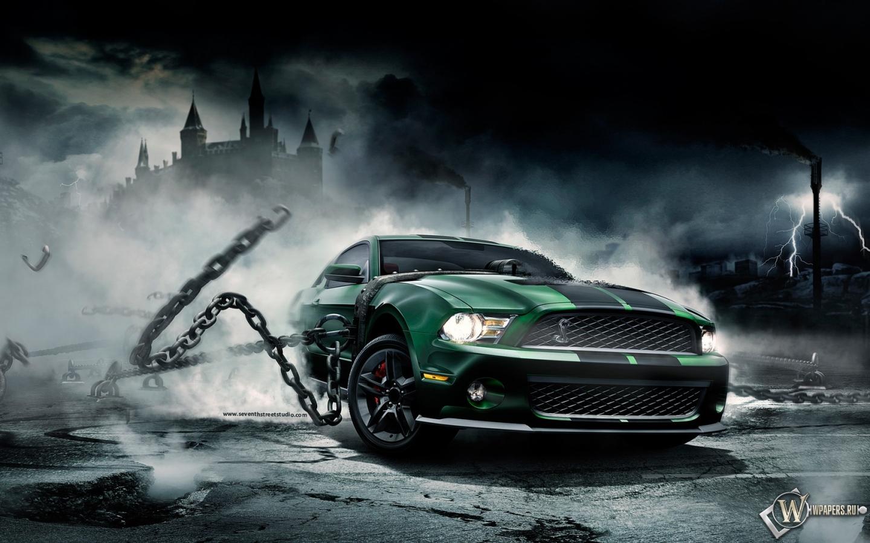 Mustang Monster 1440x900