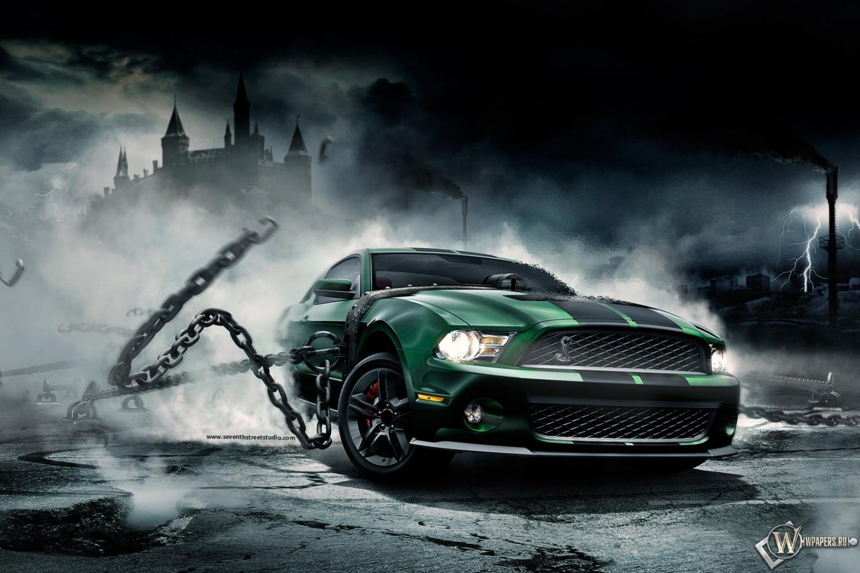 Mustang Monster 1500x1000