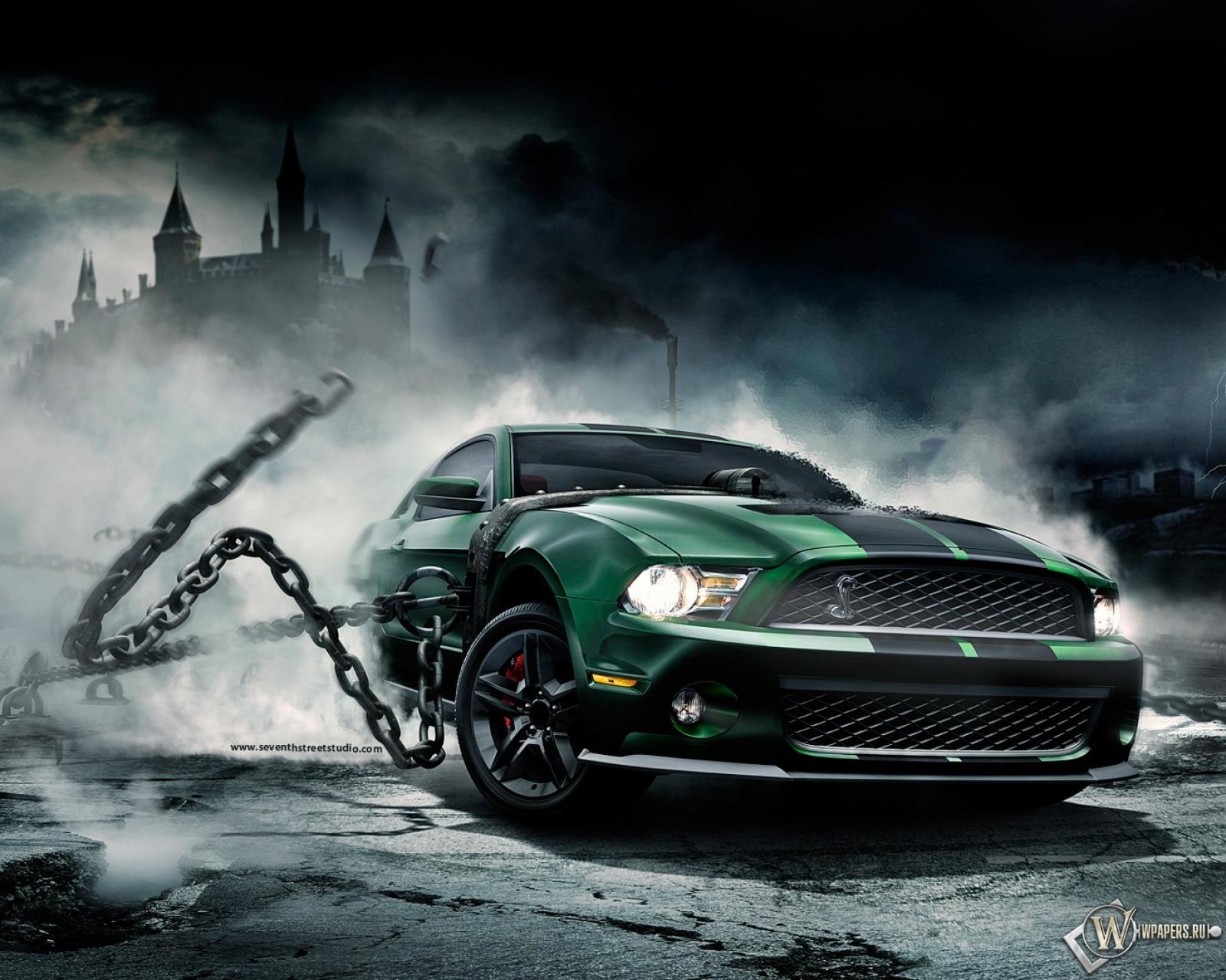 Mustang Monster 1600x1280