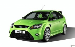 Обои Ford Focus RS: Ford Focus, Ford