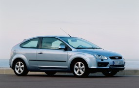 Обои Ford Focus ST: Hatchback, Ford Focus, Ford