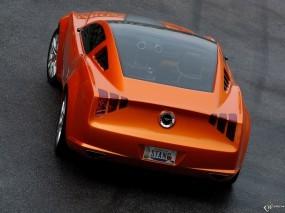 Обои Ford Mustang Giugiaro Concept: Concept, Ford Mustang Giugiaro, Ford