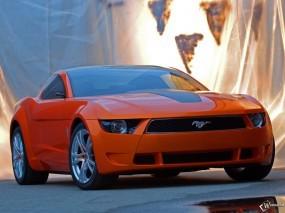 Обои Ford Mustang Giugiaro: Ford Mustang Giugiaro, Ford