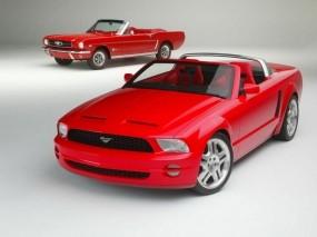 Ford Mustang кабриолеты