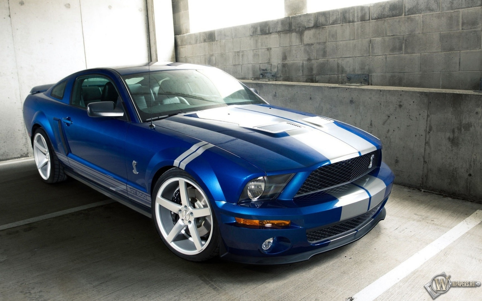Ford Shelby GT 500 1536x960
