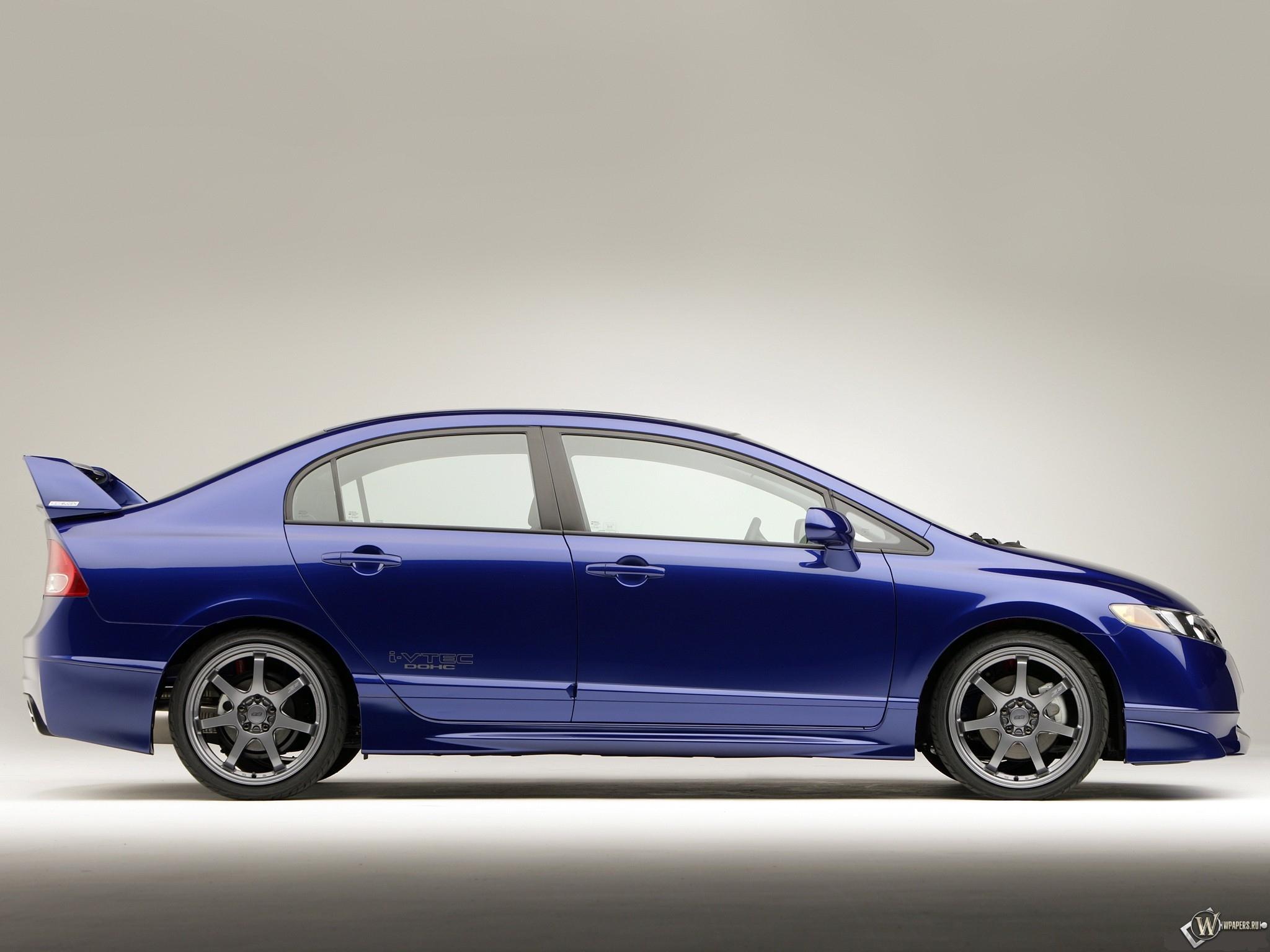 Honda Mugen Civic Si 2048x1536