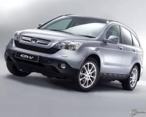 Обои Honda CR-V: Honda CR-V, Honda