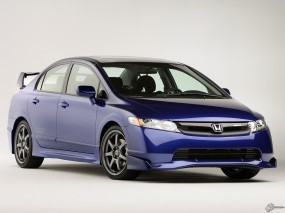 Honda Civic Si Sedan