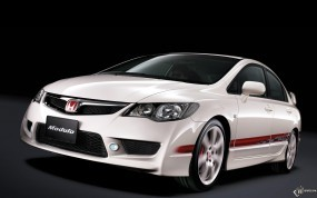 Honda Civic Modulo