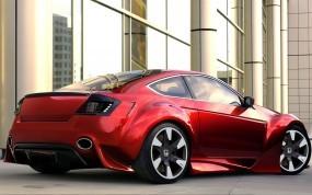 Обои Хонда Аккорд Купэ: Coupe, Honda, Хонда Аккорд, Honda Accord, Honda
