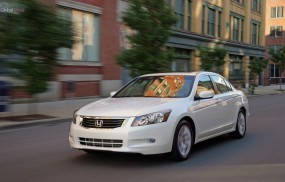 Honda Accord-USA sedan