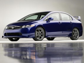 Обои Honda Civic: Honda Civic, Honda