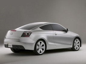 Обои 2007 Honda Accord Coupe Concept: Honda, Хонда Аккорд, Honda Accord, Honda