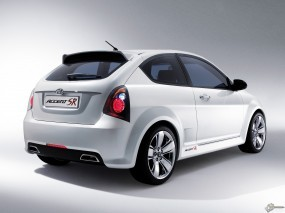 Обои Hyundai Accent SR Turbo: , Hyundai