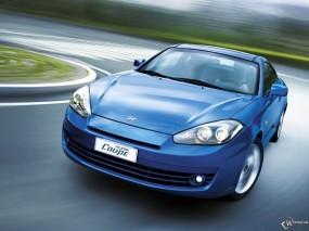 Обои Hyundai Coupe: Coupe, Hyundai Tiburon, Hyundai