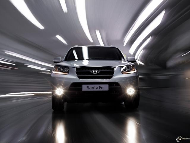 Hyundai Santa Fe (Хёндай Санта Фе)