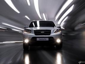 Обои Hyundai Santa Fe (Хёндай Санта Фе): Внедорожник, Hyundai Santa Fe, Hyundai