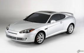 Обои Hyundai Tiburon: Hyundai Tiburon, Hyundai
