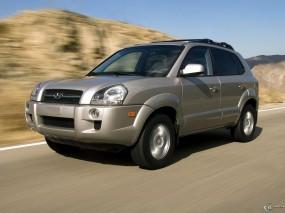 Обои Hyundai Tucson: Внедорожник, Hyundai Tucson, Hyundai