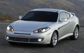 Обои Hyundai Tiburon: Coupe, Hyundai Tiburon, Hyundai