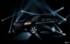 Обои Хюндай Санта Фе: Hyundai Santa Fe, Хюндай Санта Фе, Hyundai