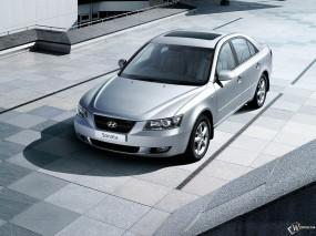 Обои Хюндай Соната: Hyundai Sonata, Hyundai