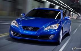 Обои Hyundai Genesis Coupe: Coupe, Hyundai Genesis, Hyundai