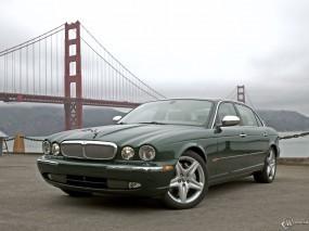 Обои Jaguar XJ: Jaguar XJ, Jaguar