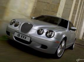 Обои Jaguar S-type: Jaguar S-type, Jaguar